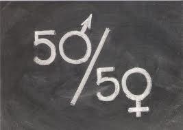 igualdade homem e mulher