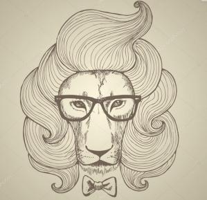 leão penteado